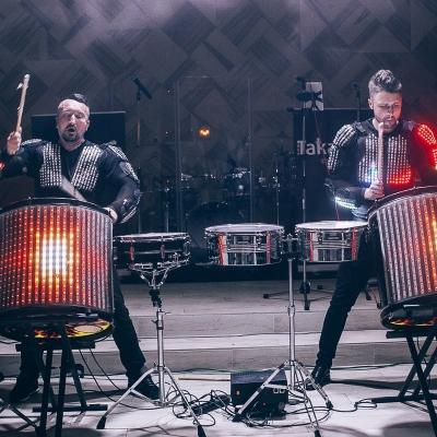 Шоу барабанщиков 1