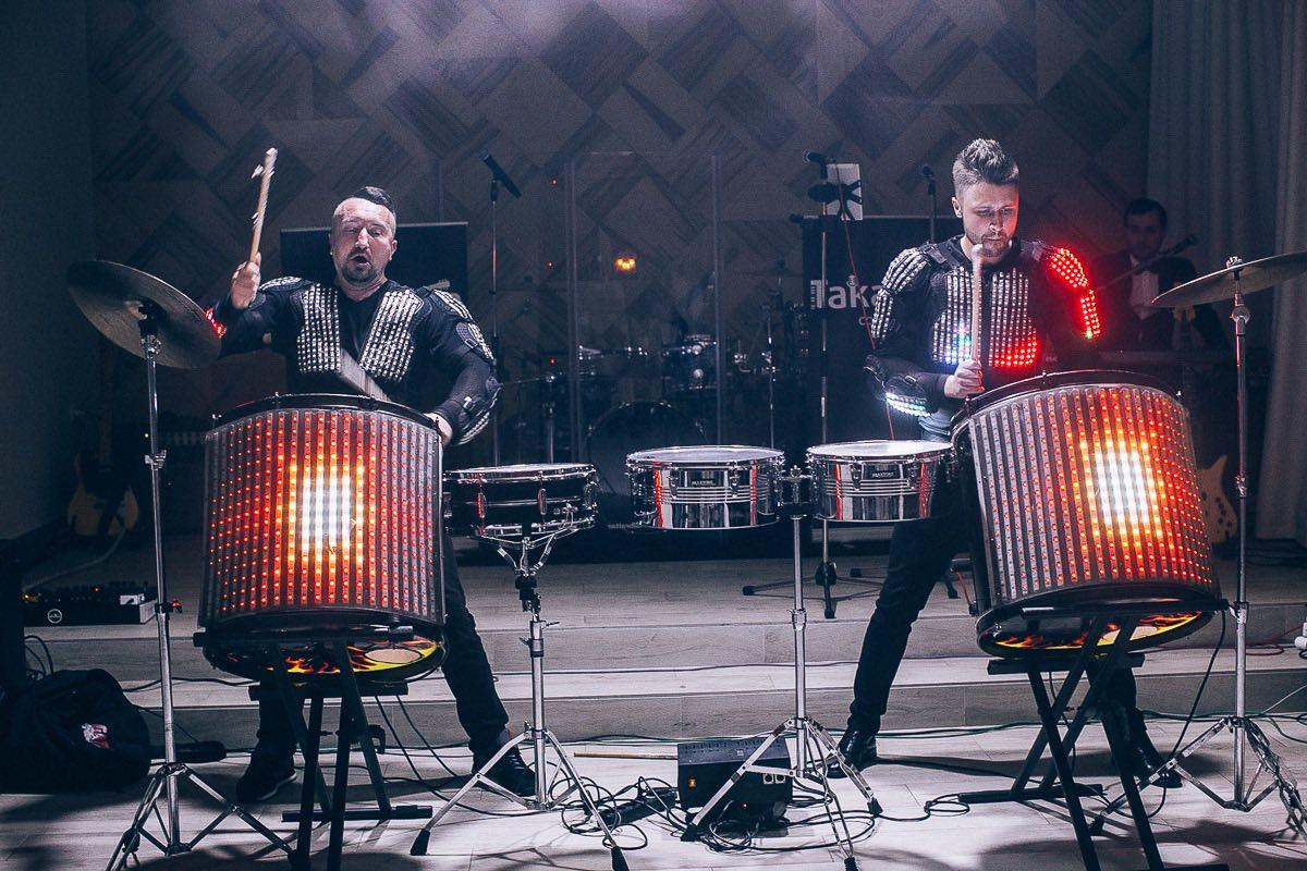 Шоу барабанщиків 1