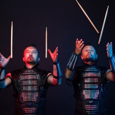 Шоу барабанщиков 3