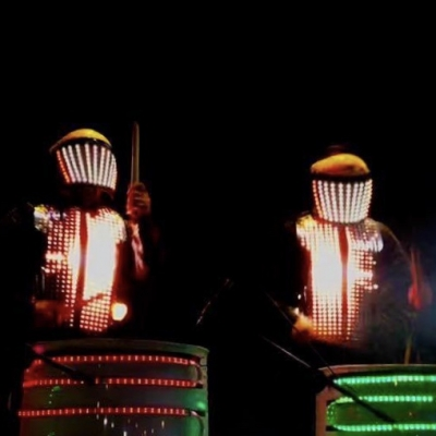 Шоу барабанщиків 6